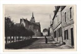 10208 -  Guerlesquin Au Bas Du Bourg - Guerlesquin