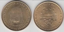 **** 66 - CAVES BYRRH - LA PLUS GRANDE CUVE EN CHÊNE DU MONDE 2000 - MONNAIE DE PARIS **** EN ACHAT IMMEDIAT !!! - Monnaie De Paris
