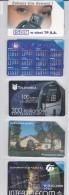Poland, 0800, Intertelecom '2000    Card No. 5 On Scan.