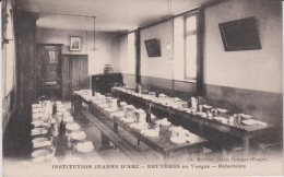 Vosges :  BRUYERES  En  Vosges :  Institut  Jeanne  D Arc ,  Réfectoire - Bruyeres