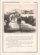 FERRARA (0589) - PONTELAGOSCURO Fotocopia, Da Un Giornale Sportivo, Del Passaggio Del Giro D´Italia 1910 - Ferrara