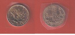 Gimenez    ///    10  Francs  1980   //   état  Scéllée - K. 10 Francs