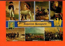 Napoléon Bonaparte - Ile D'AIX - Personnages