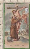 PO7124C# SANTINO S.FRANCESCO D'ASSISI - Imágenes Religiosas
