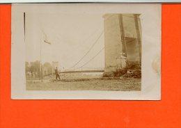 Carte Photo - à Identifier - Pont - Cartes Postales