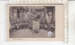 PO7277C# GHANA - CAPE COAST CASTLE - COSTUMI DANZE TIPICHE   No VG - Ghana - Gold Coast