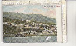 PO7308C# SPAGNA - CANARIE - SANTA CRUZ DE LA PALMA - Acquerellata  No VG - La Palma