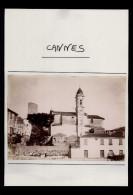 06 - CANNES - Très Belle Photo - Lieux