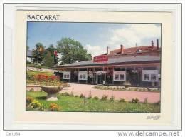 54  BACCARAT MAGAZIN DE VENTE - Baccarat