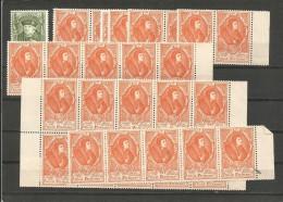 VENDEUR FOU - CRAZY VERKOPER - CRAZY SELLER  - PLUS DE 950 timbres ** ou * - 1952/1958