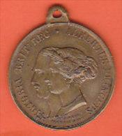 Séjour De La Reine D'Angleterre Et Du Prince Albert - Paris 1855 - Royal / Of Nobility