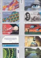 Poland, 0844, Reymont's Year 2000.    Card No. 4 On Scan. - Polen