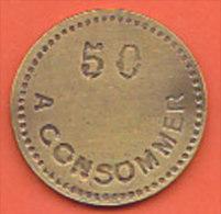 Paris - Samp (société Des Amis Du Musée Postal ?) 50 à Consommer - France