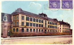 Cpa CLUSES, Hte Savoie, L'école Nationale D'horlogerie (43.68) - Cluses