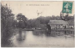 607  - CHEVILLE  (Sarthe)  -  Moulin  Du  Pont - Autres Communes