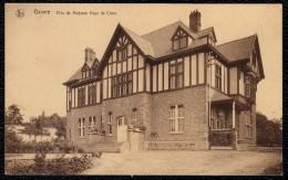 GAVERE Villa De Madame Heye De Crom. - édit. De Meulenaere  - Zr Mooi - Niet Courant - Gavere