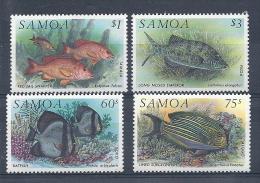 140015066  SAMOA  YVERT  Nº  755/8  **/MNH - Samoa