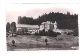 48.-ST CHELY D´ APCHER.  Château De Billières Et Ses Bois - Saint Chely D'Apcher