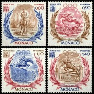 890 à 893 ( XX ème OLYMPIADE DE MUNICH ) 1972 - Ongebruikt