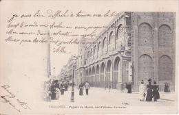 CPA Toulouse - Facade Du Musée, Rue D'Alsace-Lorraine  (8391) - Toulouse