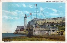 HABANA (Cuba) 1931 - Castillo Del Morro - Kuba