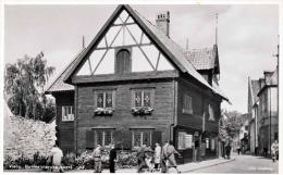 VISBY - Burmeisterska Huset - Schweden