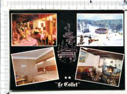 """XONRUPT  LONGEMER  -  Hôtel Restaurant   """"  LE  COLLET """"  -  4 Vues - Xonrupt Longemer"""
