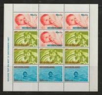 NEDERLAND, 1966, Mint  Never Hinged Stamp(s) Block Nr. 5, Child Welfare, NVPH Nr. 875,  #6838 - Blocks & Sheetlets