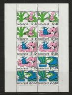 NEDERLAND, 1968, Mint  Never Hinged Stamp(s) Block Nr. 7, Child Welfare, NVPH Nr. 917,  #6839 - Blocks & Sheetlets