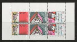 NEDERLAND, 1978, Mint  Never Hinged Stamp(s) Block Nr.19, Child Welfare NVPH Nr. 1171,  #6849 - Blocks & Sheetlets