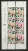 NEDERLAND, 1984, Mint  Never Hinged Stamp(s) Block Nr 27, Child Welfare. NVPH Nr. 1320,  #6857 - Blocks & Sheetlets