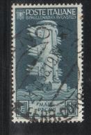 3RG788 - REGNO 1936 ,  10 Cent N. 416  . Augusto - Gebraucht