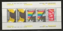NEDERLAND, 1986, Mint  Never Hinged Stamp(s) Block Nr 29, Child Welfare. NVPH Nr. 1366,  #6859 - Blocks & Sheetlets