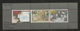 NEDERLAND, 1984, Mint  Never Hinged Stamp(s) Block Nr 26, Filacento. NVPH Nr. 1313,  #6856 - Blocks & Sheetlets