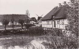 PC Frilandsmuseet - Gadekaer Og Smedie Fra Örbek, Fyn (8404) - Dänemark