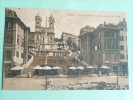 ROMA - Piazza Di SPAGNA - Piazze
