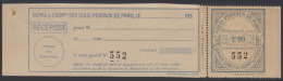 Colis Postaux  De Paris Dallay N° 153 TB (cote 22€) - Mint/Hinged