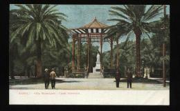 NAPOLI - INIZI 900 - VILLA MUNICIPALE. BELLA ANIMAZIONE. - Napoli