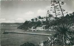 83 - ILE DE PORT-CROS - Vue Sur Le Port Et Le Château-Fort - Unclassified