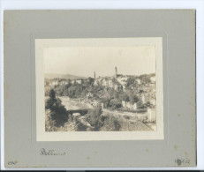 BELLUNO ITALIE PHOTO ORIGINALE 1902 ( PORT R2 OFFERT / FREE SHIPPING REGISTERED ) - Photos