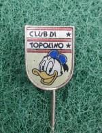 Spilla Club Di Topolino - Paperino 2 Stelle - Disney - Altre Collezioni