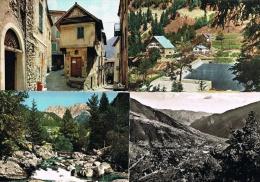 SAINT-MARTIN VESUBIE  06 - LOT  De 8 Cpsm  Toutes Voyagées  Scans Recto Verso-PAYPAL SANS FRAIS - Cartoline
