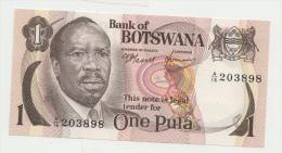 Botswana 1 Pula 1976 UNC NEUF Pick 1 - Botswana
