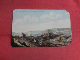 - Ohio> Steubenville  La Belle Iron Works    As Is Corner Chips Ref 1479 - United States