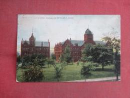 - Ohio> Cleveland Orphan Asylum  ref 1479