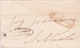 Intendenza Di Terra Di Lavoro -1854 - Italia