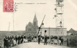 WIMEREUX(PAS DE CALAIS) POMPIER - Other Municipalities