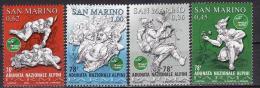 62 - San Marino 2005 - 4v.neufs** - Saint-Marin