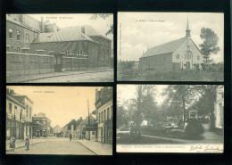 Beau lot de 15 cartes postales de Wilryck   Lot van 15 postkaarten van Wilrijk  - 15 scans