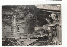 CPSM - 62 - La Mine En Activité - Abattage En Taille - - France